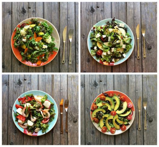 Конструктор для салатов