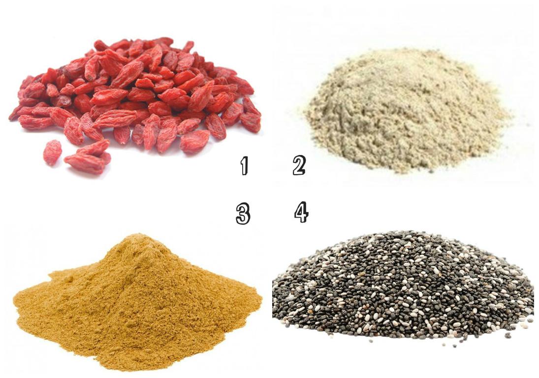 Как принимать ягоды годжи для похудения: рецепты знатоков