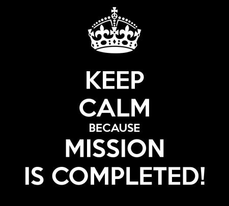 Миссия моей жизни