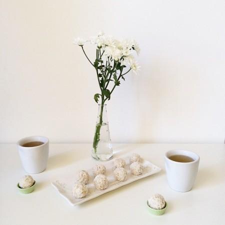 Здоровый вариант конфет Rafaello