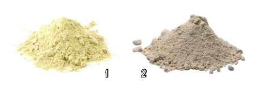 Цельнозерновая пшеничная мука и мука из спельты