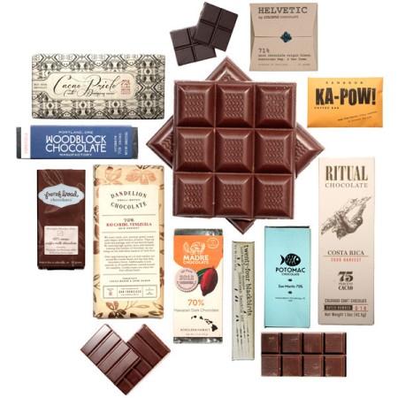 Маркировка шоколада
