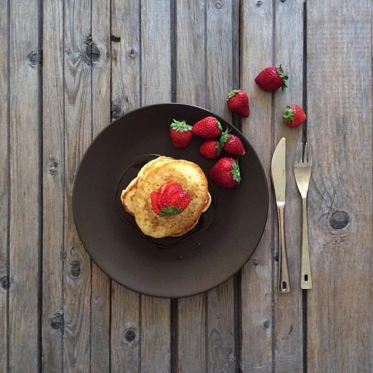 yeast-pancakes