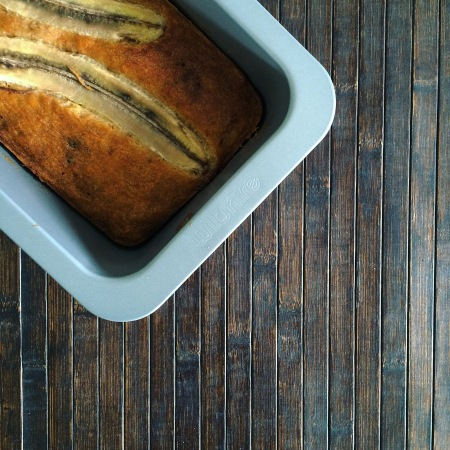 Морковный хлеб с бананом